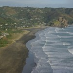 North Piha from Laird Thomson Track