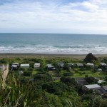 North Piha from Whites Track