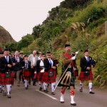 Onehunga Pipe Band 2009