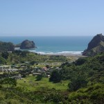 Piha from Maungaroa Ridge