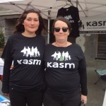 KASM Girls at Piha Market, 2012
