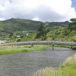 Tuna Bridge Piha Lagoon