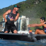 Full story on Piha boatie wins at weekend