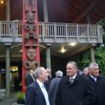 New pou for Arataki visitor centre