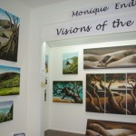 Monique Endt at new-look West Coast Gallery