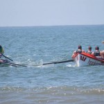 Piha boat crew Australasian Champions