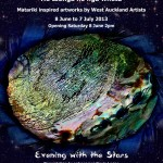 Invite to artists to submit works for Matariki at Gallery