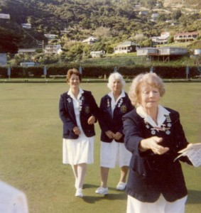 Bev Duff, Jan de Vries and Jean Burgess