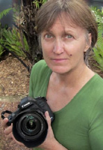 Denise Batchelor films nature's dramatic moments