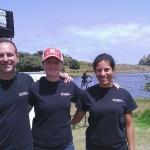 Ecomatters at Piha lagoon