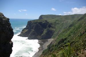 Mercer Bay, now Te Unuhanga-a-Rangitoto
