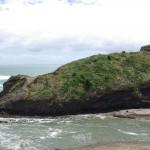 Maori settlement at Piha