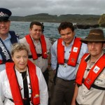 Rock fishing safety project success