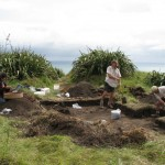Clues about the ancient inhabitants of Te Ahua Pa