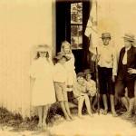 History of schools at Piha