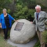Commemorative plaque of radio stars unveiled