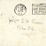 Piha Post Office features in postal history mag
