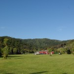 Second stage of consultation at Piha Mill Camp